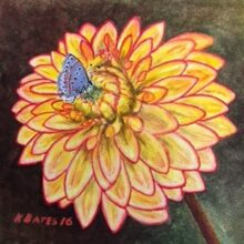 Original Art by Kathleen R. Bates